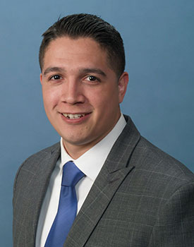 Headshot of Eric Sanchez, CEO of ERB